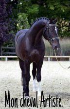 Mon cheval Artiste. by Nono-nono