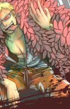 Doflamingo x Reader: Mine, and Mine Only by Kalablue