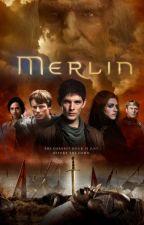 """Śmieszne dialogi z """"Przygody Merlina"""" by Shenroon"""