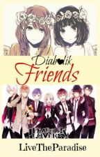 Diabolik Friends ||Diabolik Lovers|| by LiveTheParadise