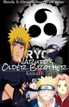 Ryo: Naruto's Older Brother | BOOK I - MAP OF THE NARUTO