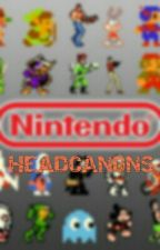 Nintendo Headcanons by sparklingsnow3