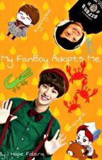 My FanBoy Adopts Me ( ChanSoo ) by HopeFolera