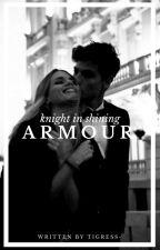 Knight In Shining Armor by tigress-