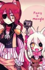 La Dueña de mi Corazón. | Foxy x Mangle. by Jaireh_