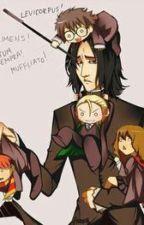 Panique!! Severus et les enfant!! by EnagromLamelf