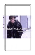 Room Recordings || Shawn Mendes  ( in revisione ) by pandashawn98