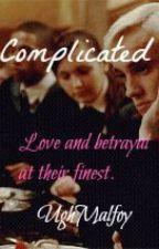Complicated [Draco Malfoy] by UghMalfoy