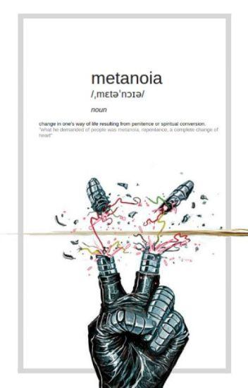 metanoia ➵ a stucky fanfiction