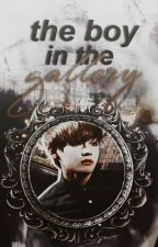 the boy in the gallery : taehyung ✔ by MrsLeeD