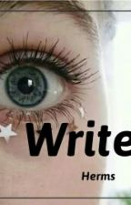 Writer. by Caraphernelia-