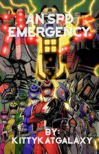 An SPD Emergency (Bridge Carson/Power Ranger) by TooSweetAlex