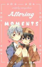 Altering Moments {Akiteru//Akise x Yukiteru} - Mirai Nikki FanFiction by mintymingyu