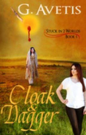STUCK IN 2 WORLDS: Cloak & Dagger by GAvetis
