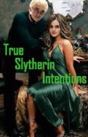 True Slytherin Intentions (Hermione/Draco) by HollowRoses