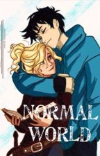 Percabeth by JustAnotherWriterV