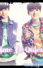 Dime Te Quiero (YeWook) by IvetteBermeo
