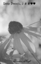 Some Poem's... ;) ✌✌♥♥ by Princeton_Misfit