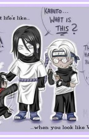 Shinobi and Wizards  What Could Go Wrong? (Naruto/Harry Potter