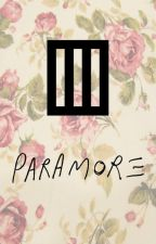 Paramore Lyric Book by DetectiveDeanna