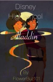 Disney High: Aladdin by FlowerBuz101