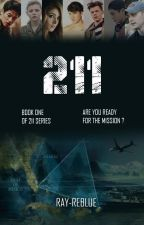 211 [BOOK ONE OF 211 SERIES] by brknplane_