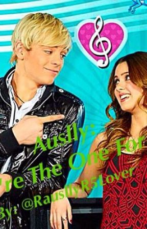 Auslly: You're The One For Me by lovestruckfandoms