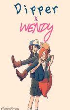 Dipper x Wendy by TunchiAlvarez