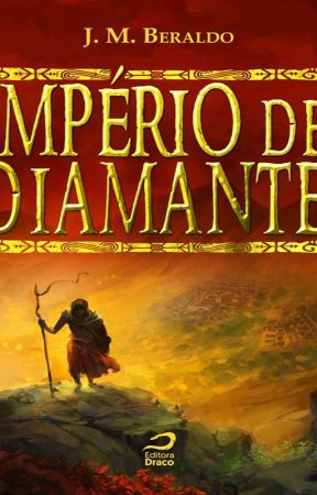 Crônicas do Império de Diamante by EditoraDraco