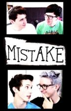 Mistake (Misfit/Freak AU) by he4rteyeshowell