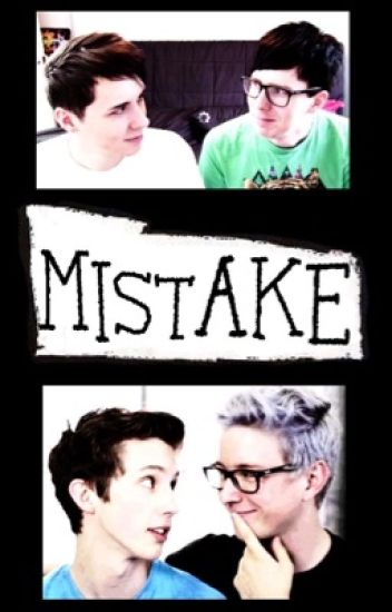 Mistake (Misfit/Freak AU)