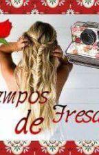 Campos de fresas by YasminLov