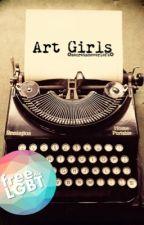 Art Girls (Lesbian Story) by secretsneverleft