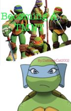 Becoming A TMNT by DatBlackCat2002