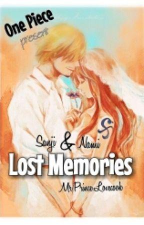 Lost Memories (Sanji x Nami) by proudOtaku
