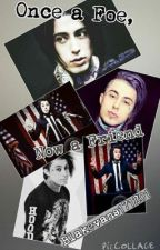 Once A Foe, Now A Friend ~Ronnie Radke FanFic~ by _KatEVans_