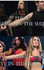 Believe in the shield (book 1 of believe in the series) by Sethrollins123