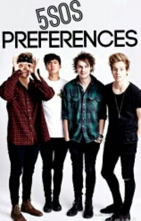 5sos Preferences - First time he spends at night at yours