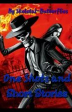 Skulduggery Pleasant One Shots and Short stories by Skeletal-Butterflies