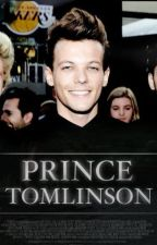 Prince Tomlinson  by Shanuki