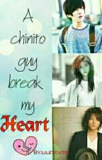 A Chinito Guy Break my Heart by liletcutie