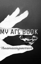 My Art Book by Theamazingwarrior