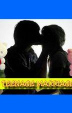 Teenage Marriage by apinkrose14344