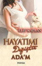 HAYATIMI DEĞİŞTİR ADA'M (2) Değişim serisi 1-2 ( Raflarda) by ElifKaplan3