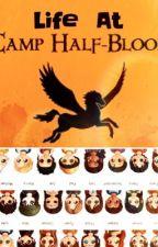 Life at Camp Half blood (PJO and HOO) by Aquaristar