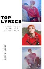 Twenty One Pilots lyrics by jiminspabo-