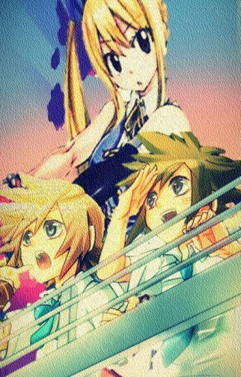 Solo soy Lucy y Él solo es Natsu #Nalu lemmon