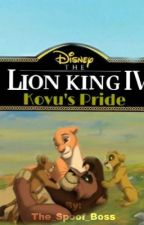 The Lion King IV Kovu's Pride [HOLD] by The_Spoof_Boss