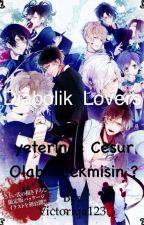 Diabolik Lovers One Shot {Yaoi} by Victoriqa123