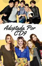 ADOPTADA POR CD9. 1 y 2 temporadas  by Cazadora_De_Libro